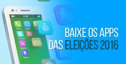 Justi�a Eleitoral tem aplicativo para ver local de vota��o e apura��o.