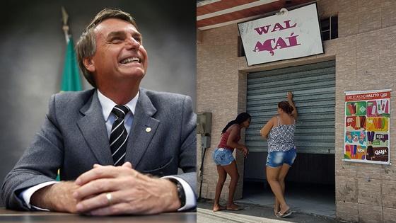 A fantasma de Bolsonaro