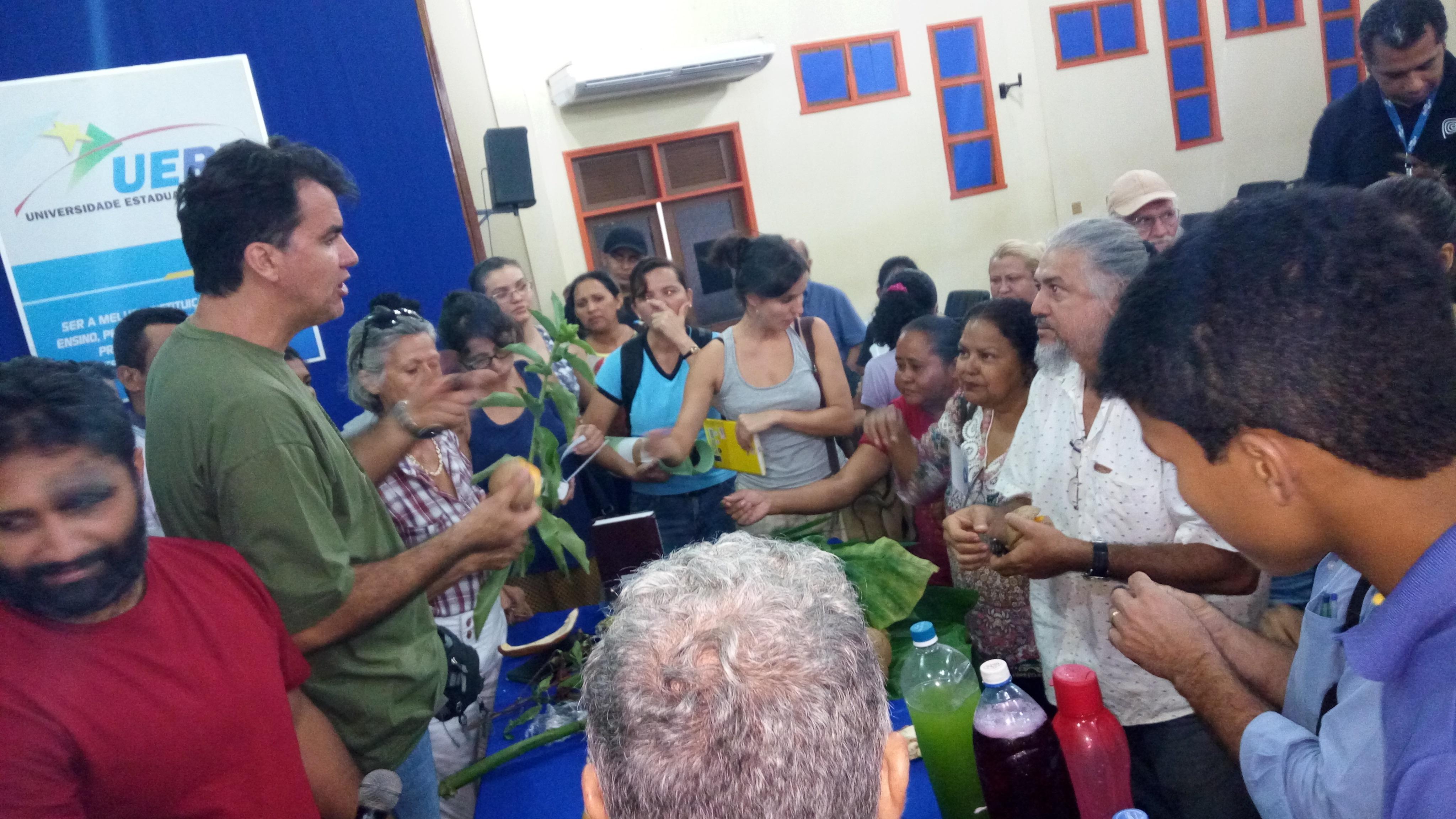 Agroecologia � destaque durante a XI SNCT em Roraima.